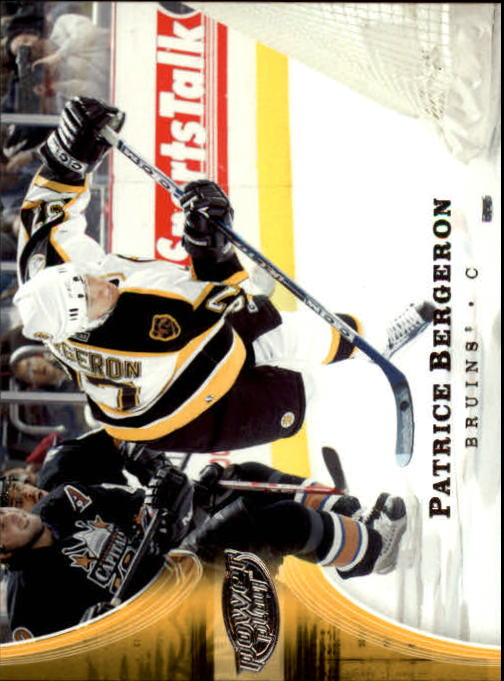 2005-06 Upper Deck Power Play #38 Patrice Bergeron