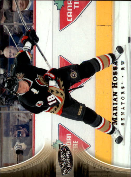 2005-06 Upper Deck Power Play #61 Marian Hossa