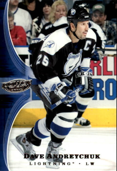 2005-06 Upper Deck Power Play #82 Dave Andreychuk
