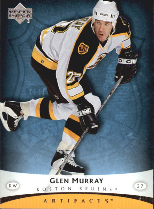 2005-06 Artifacts #9 Glen Murray