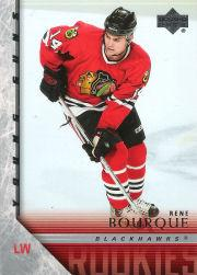 2005-06 Upper Deck #221 Rene Bourque YG RC