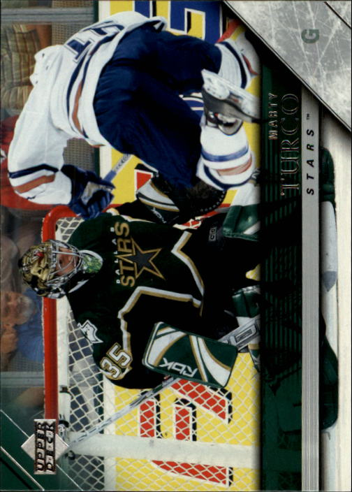 2005-06 Upper Deck #306 Marty Turco