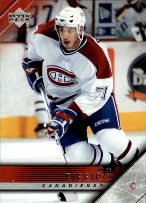 2005-06 Upper Deck #348 Mike Ribeiro