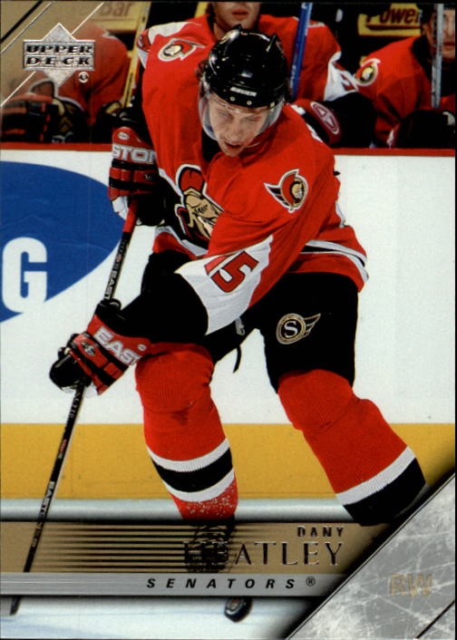 2005-06 Upper Deck #380 Dany Heatley