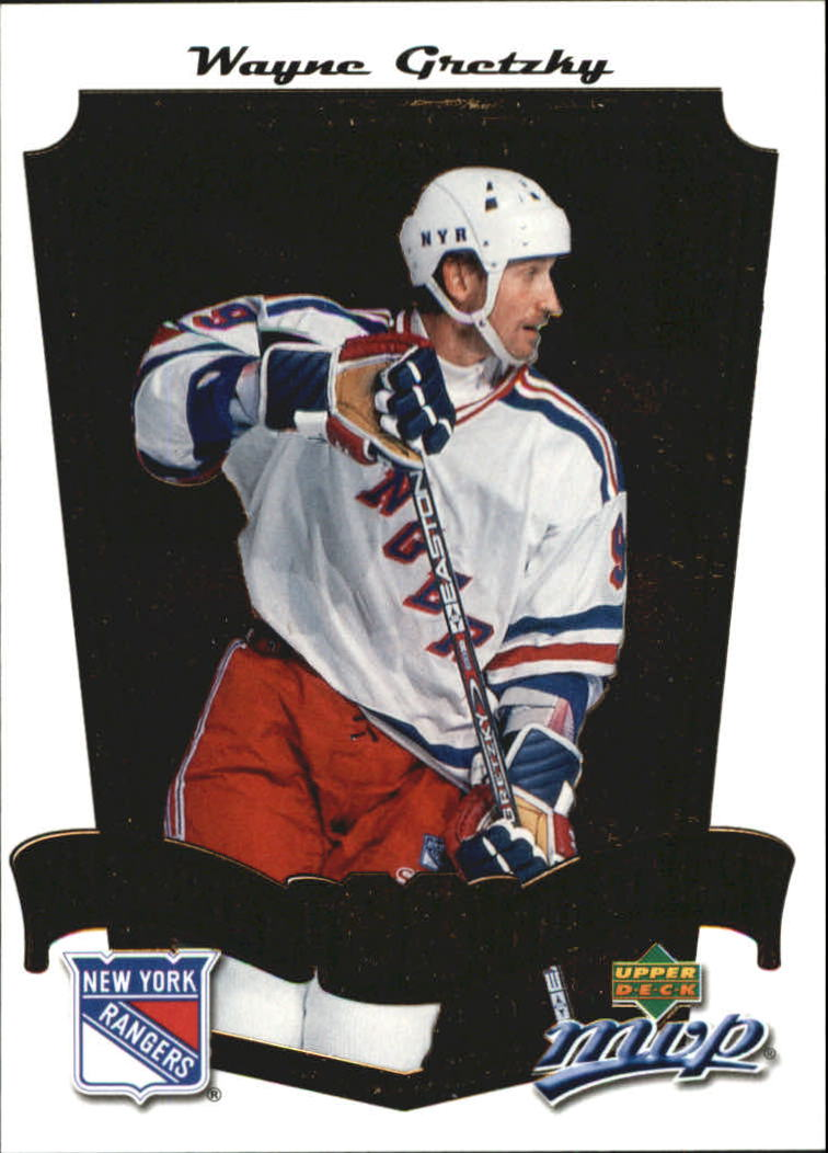 2005-06 Upper Deck MVP Tribute to Greatness #TG6 Wayne Gretzky