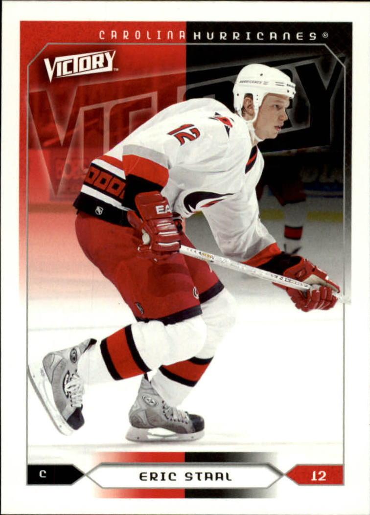 2005-06 Upper Deck Victory #37 Eric Staal