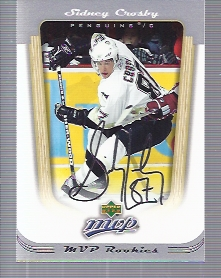 2005-06 Upper Deck MVP #393 Sidney Crosby RC