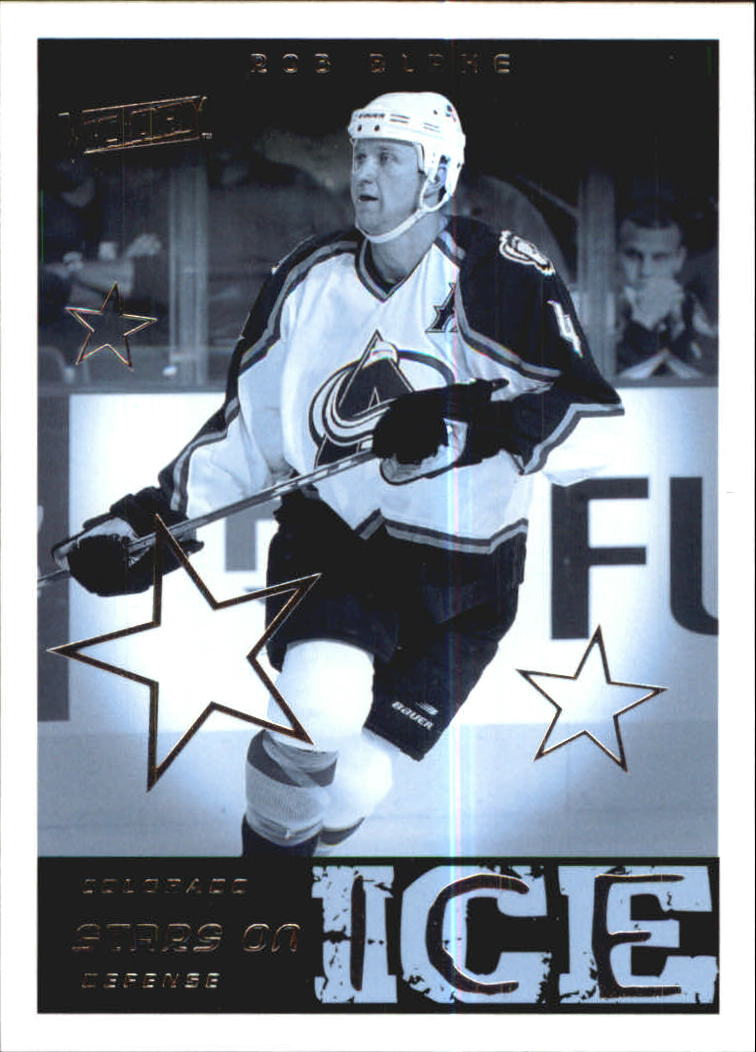 2005-06 Upper Deck Victory Stars on Ice #SI14 Rob Blake