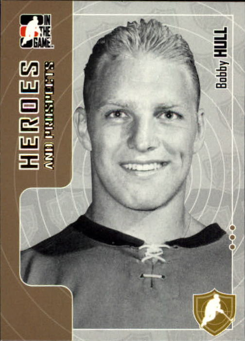 2005-06 ITG Heroes and Prospects #2 Bobby Hull