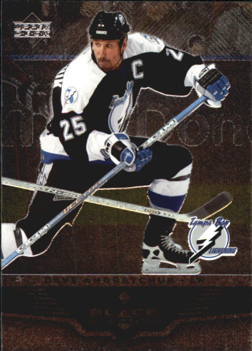 2005-06 Black Diamond #77 Dave Andreychuk