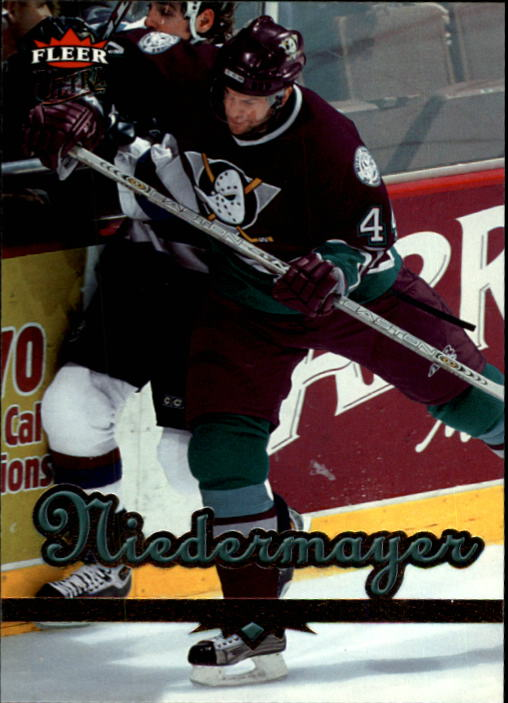 2005-06 Ultra #4 Rob Niedermayer