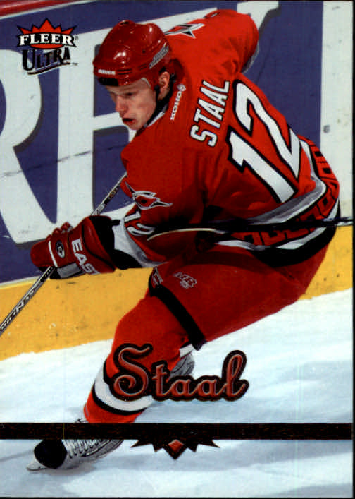 2005-06 Ultra #40 Eric Staal