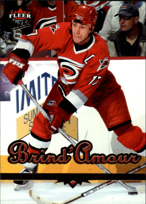 2005-06 Ultra #46 Rod Brind'Amour