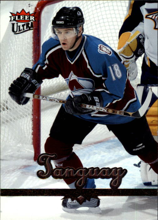 2005-06 Ultra #57 Alex Tanguay