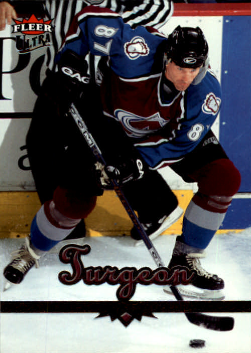 2005-06 Ultra #60 Pierre Turgeon