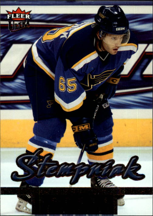 2005-06 Ultra #245 Lee Stempniak RC