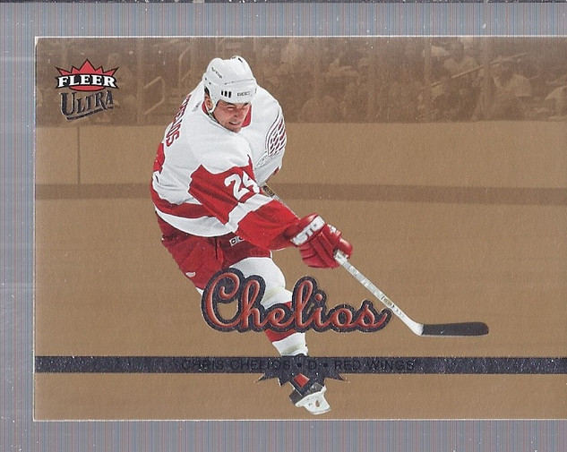 2005-06 Ultra Gold #78 Chris Chelios