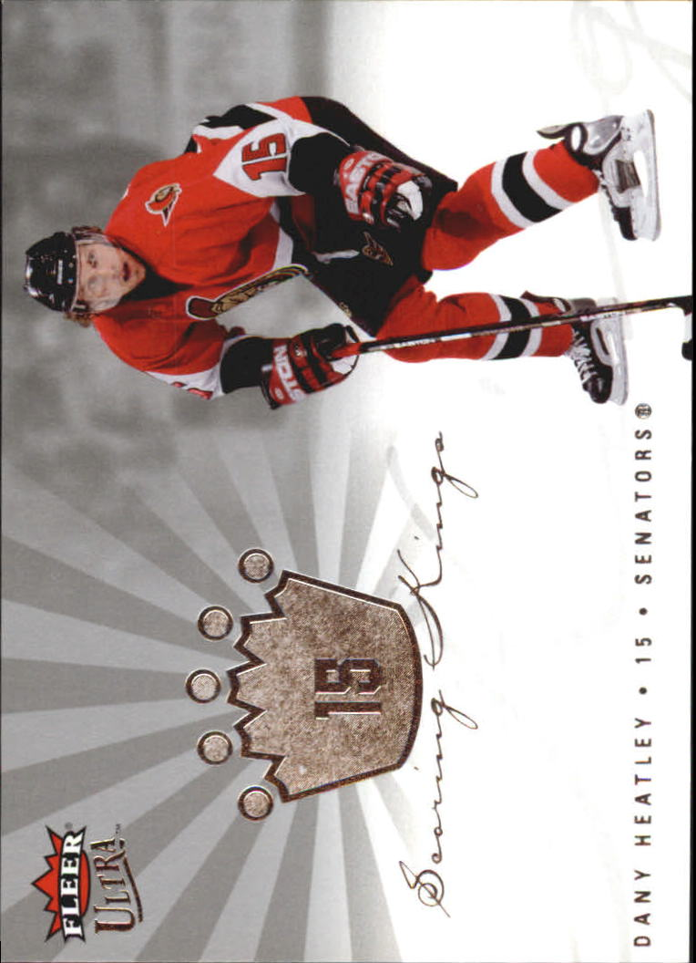 2005-06 Ultra Scoring Kings #SK10 Dany Heatley