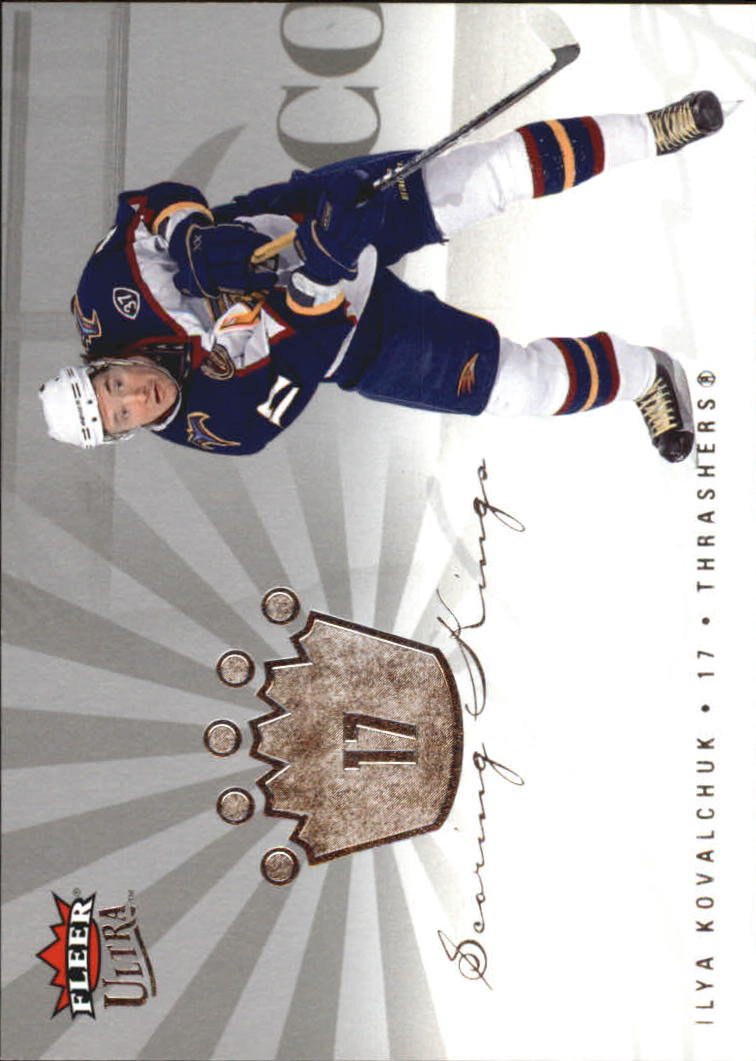 2005-06 Ultra Scoring Kings #SK20 Ilya Kovalchuk