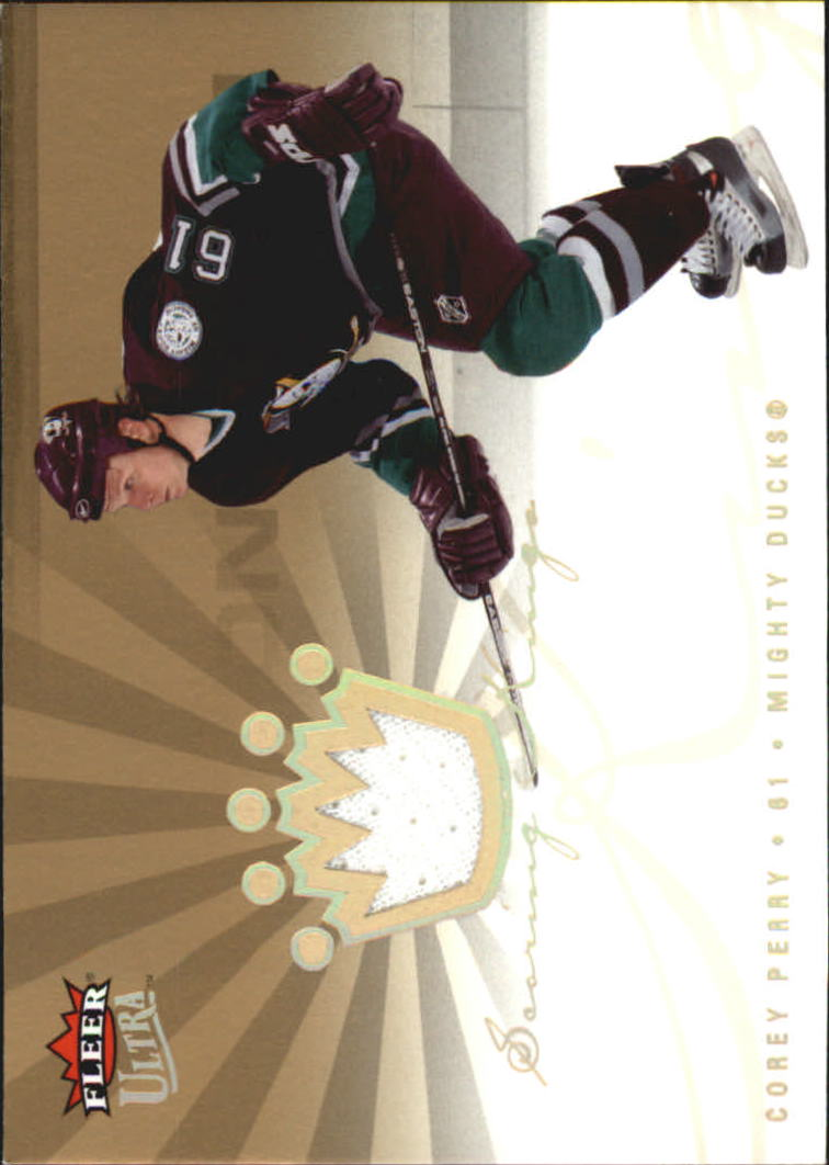 2005-06 Ultra Scoring Kings Jerseys #SKJCP Corey Perry