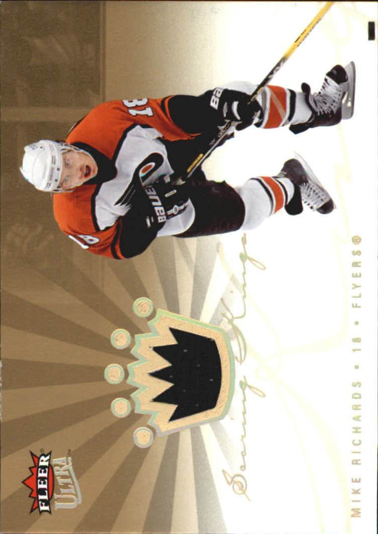 2005-06 Ultra Scoring Kings Jerseys #SKJRI Mike Richards