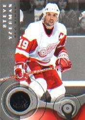 2005-06 SP Game Used #35 Steve Yzerman