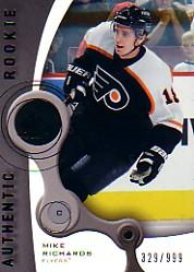2005-06 SP Game Used #115 Mike Richards RC
