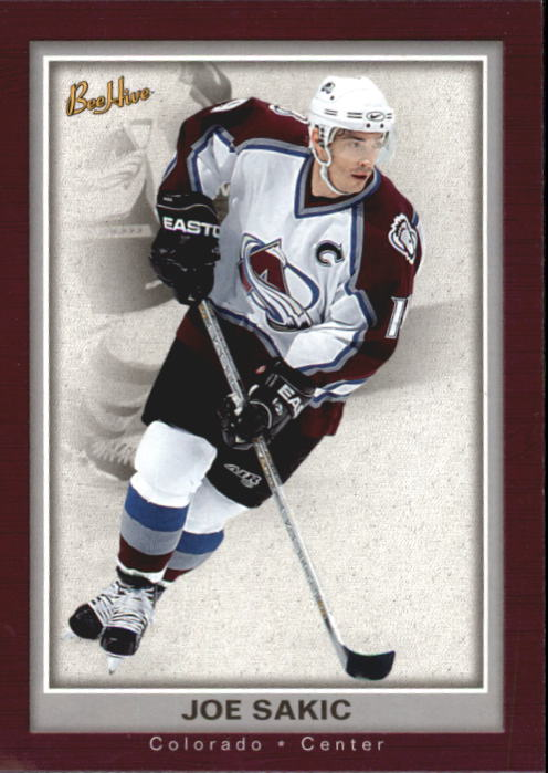 2005-06 Beehive #22 Joe Sakic