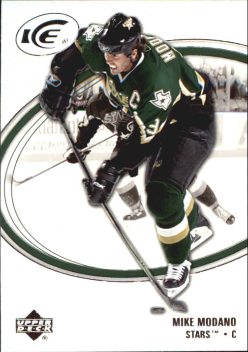 2005-06 Upper Deck Ice #28 Mike Modano