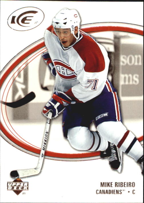 2005-06 Upper Deck Ice #52 Mike Ribeiro