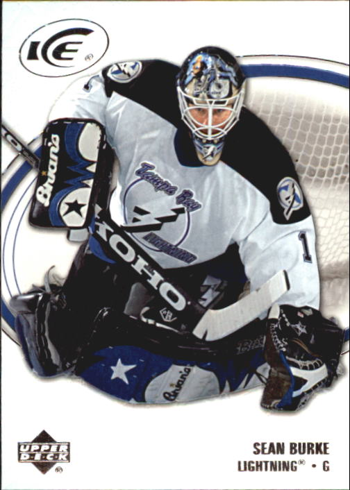 2005-06 Upper Deck Ice #88 Sean Burke