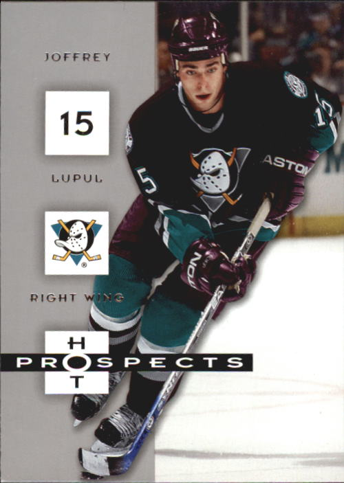 2005-06 Hot Prospects #1 Joffrey Lupul