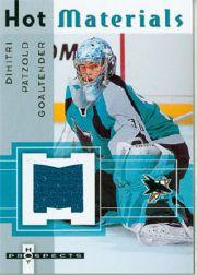 2005-06 Hot Prospects Hot Materials #HMDP Dimitri Patzold