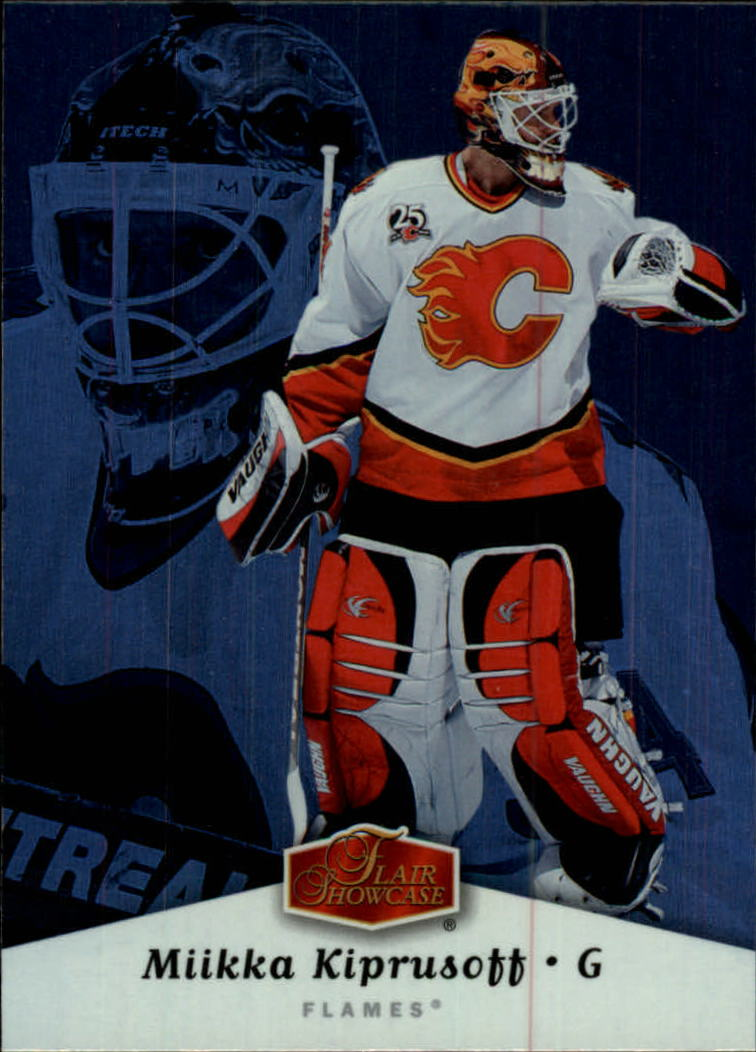 2006-07 Flair Showcase #17 Miikka Kiprusoff