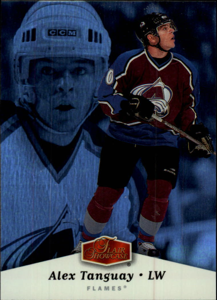 2006-07 Flair Showcase #28 Alex Tanguay