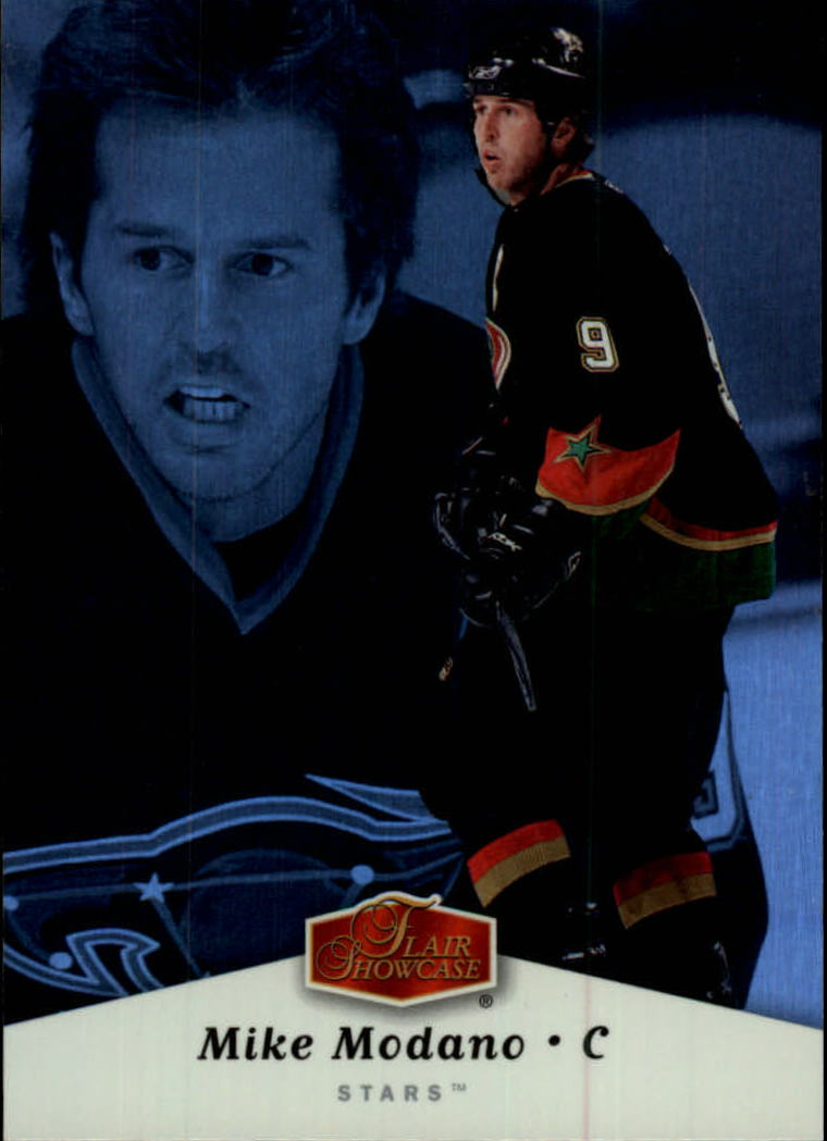 2006-07 Flair Showcase #34 Mike Modano