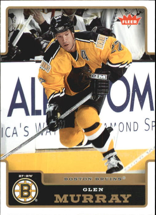 2006-07 Fleer #20 Glen Murray