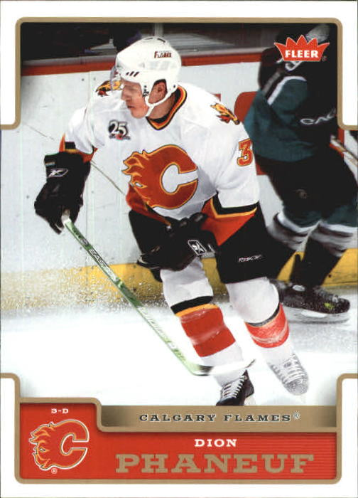 2006-07 Fleer #32 Dion Phaneuf