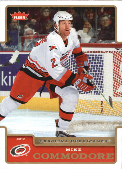 2006-07 Fleer #40 Mike Commodore
