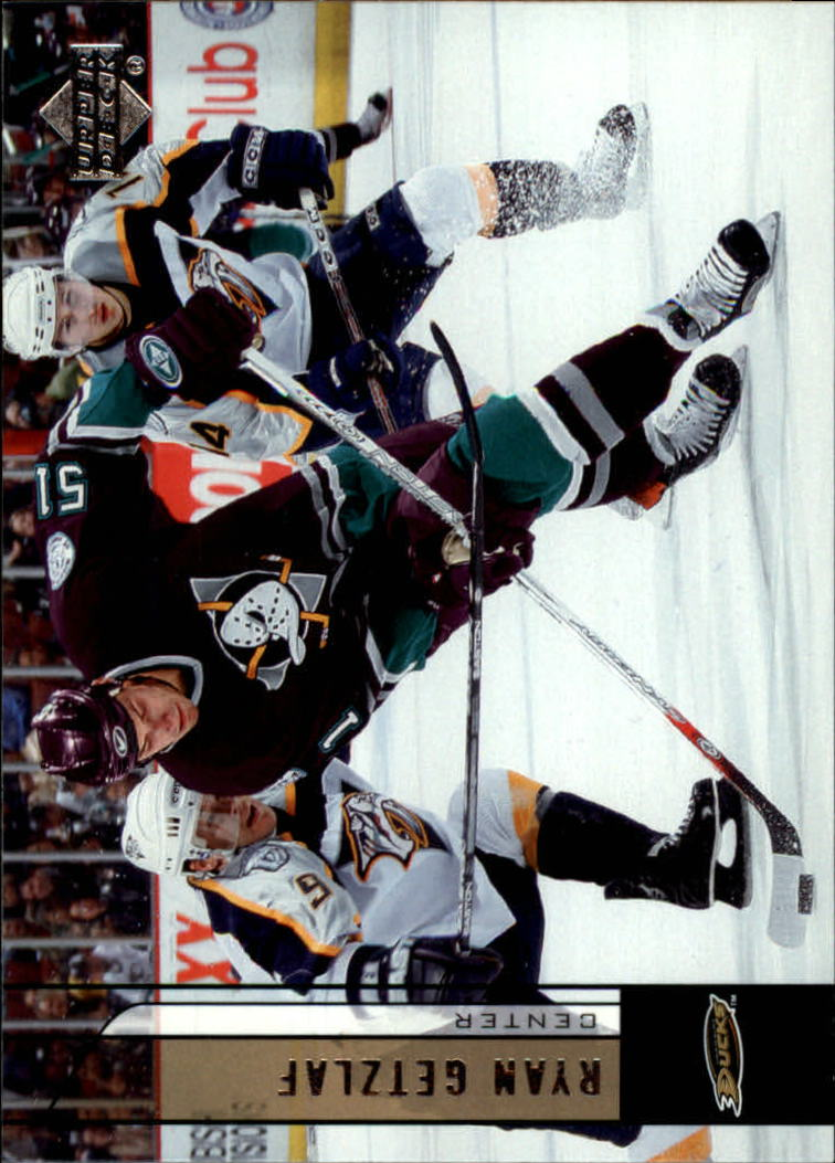 2006-07 Upper Deck #5 Ryan Getzlaf