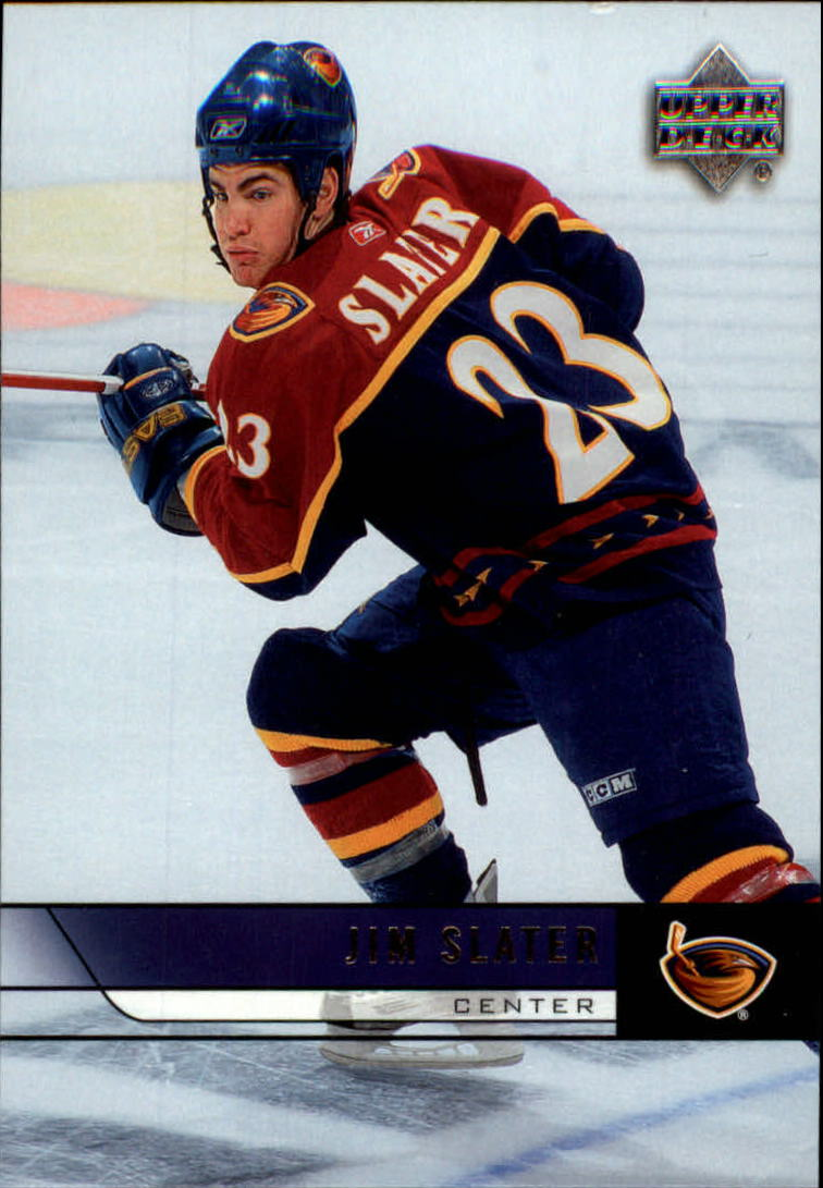 2006-07 Upper Deck #11 Jim Slater