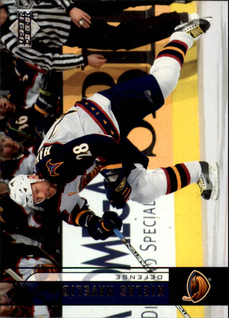 2006-07 Upper Deck #14 Niclas Havelid