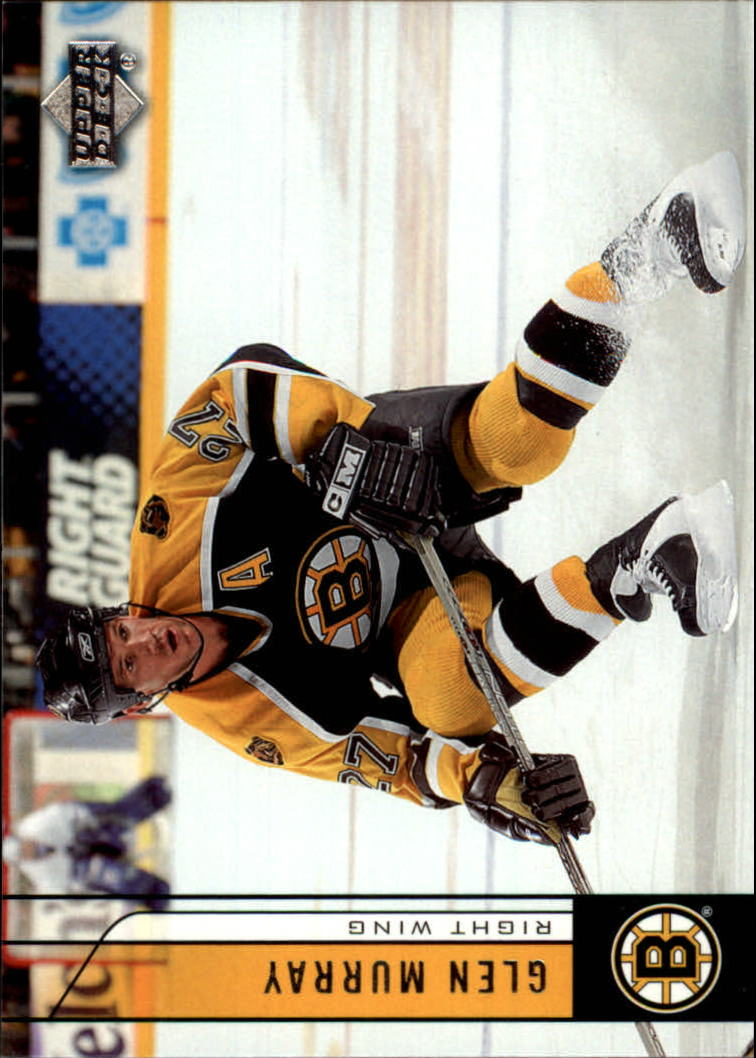 2006-07 Upper Deck #20 Glen Murray