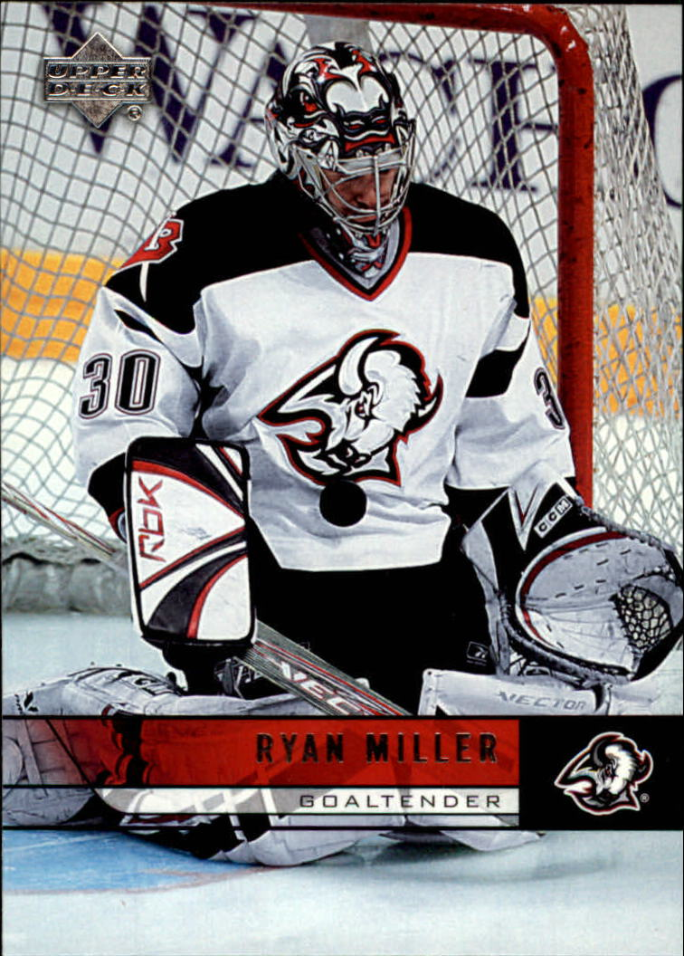 2006-07 Upper Deck #21 Ryan Miller