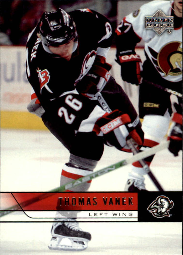 2006-07 Upper Deck #22 Thomas Vanek