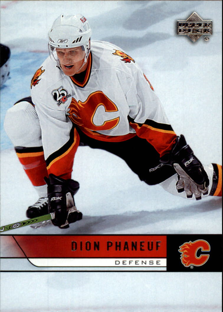 2006-07 Upper Deck #29 Dion Phaneuf