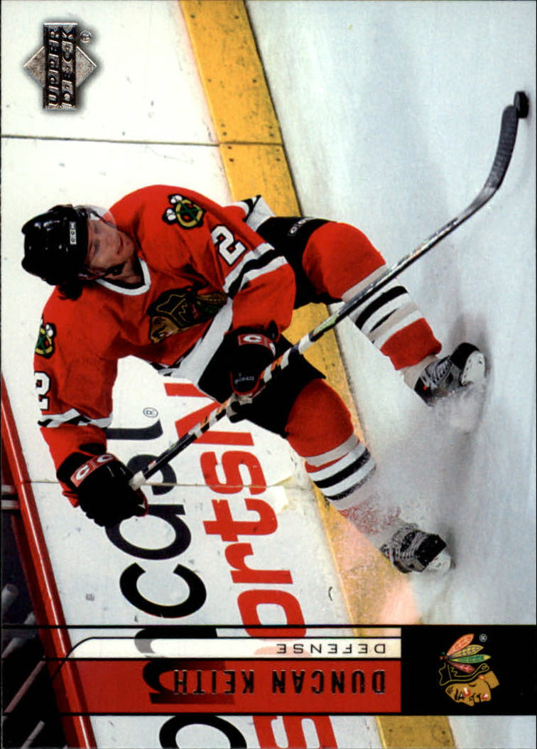 2006-07 Upper Deck #44 Duncan Keith