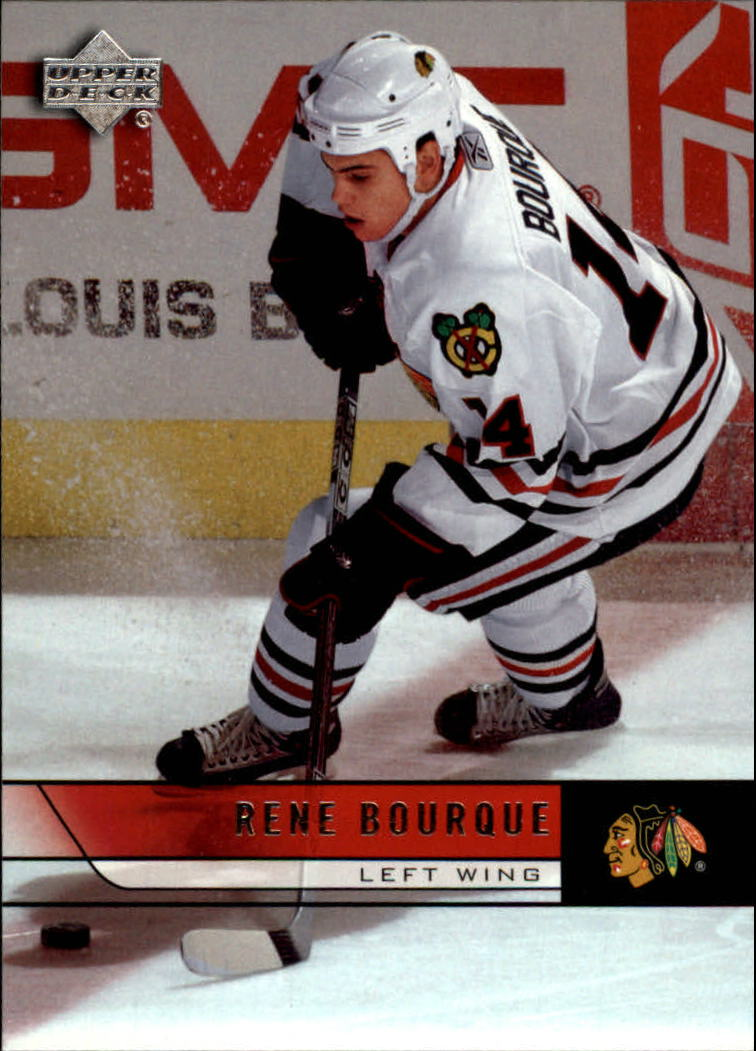 2006-07 Upper Deck #46 Rene Bourque