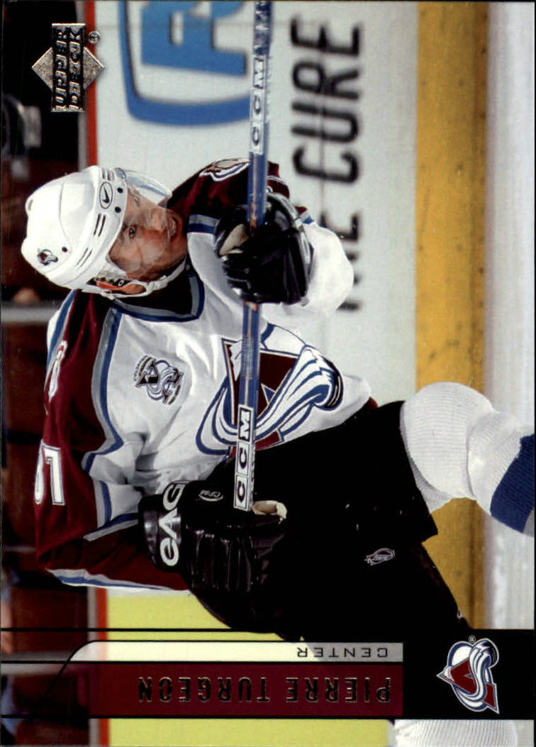 2006-07 Upper Deck #50 Pierre Turgeon