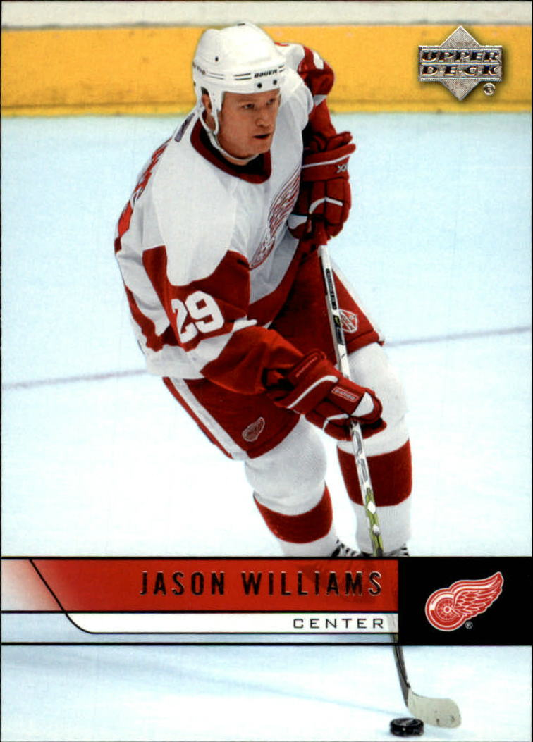 2006-07 Upper Deck #72 Jason Williams